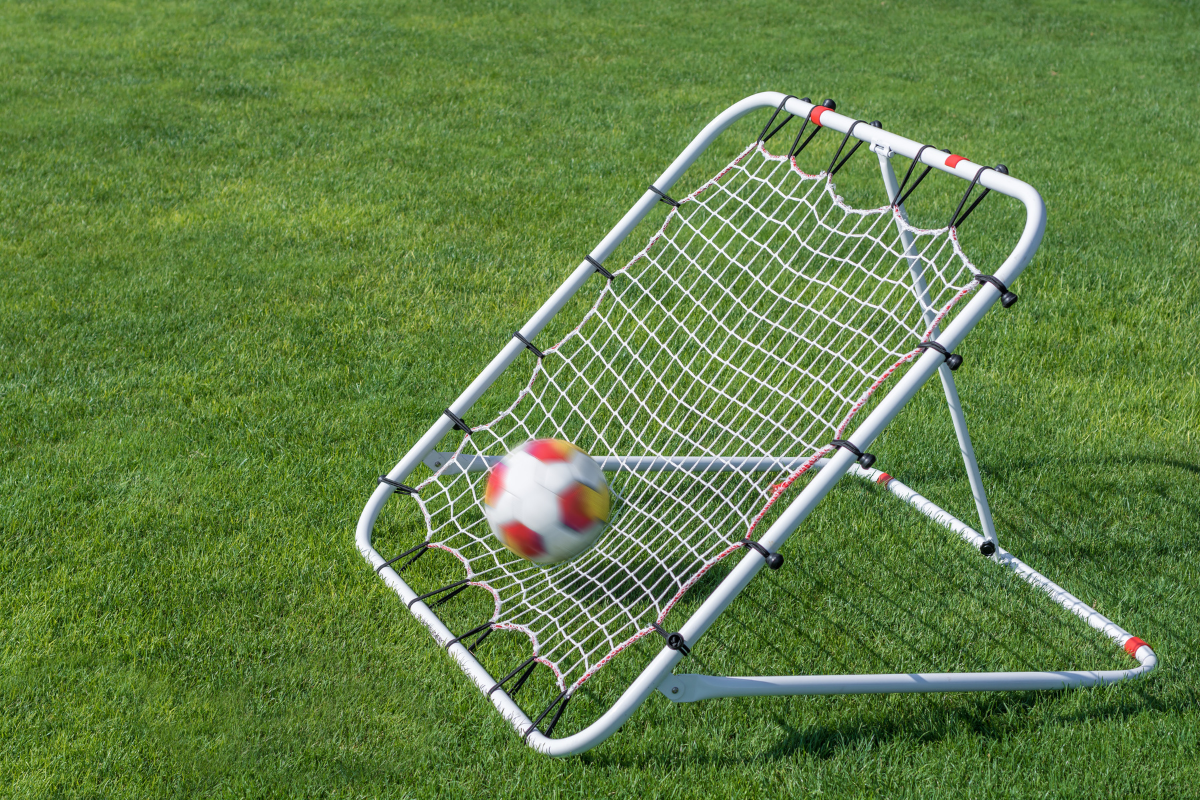 Best Soccer Rebounders - Soccer is a great sport and fun for kids. One of the best ways to develop their skills is with a soccer rebounder.