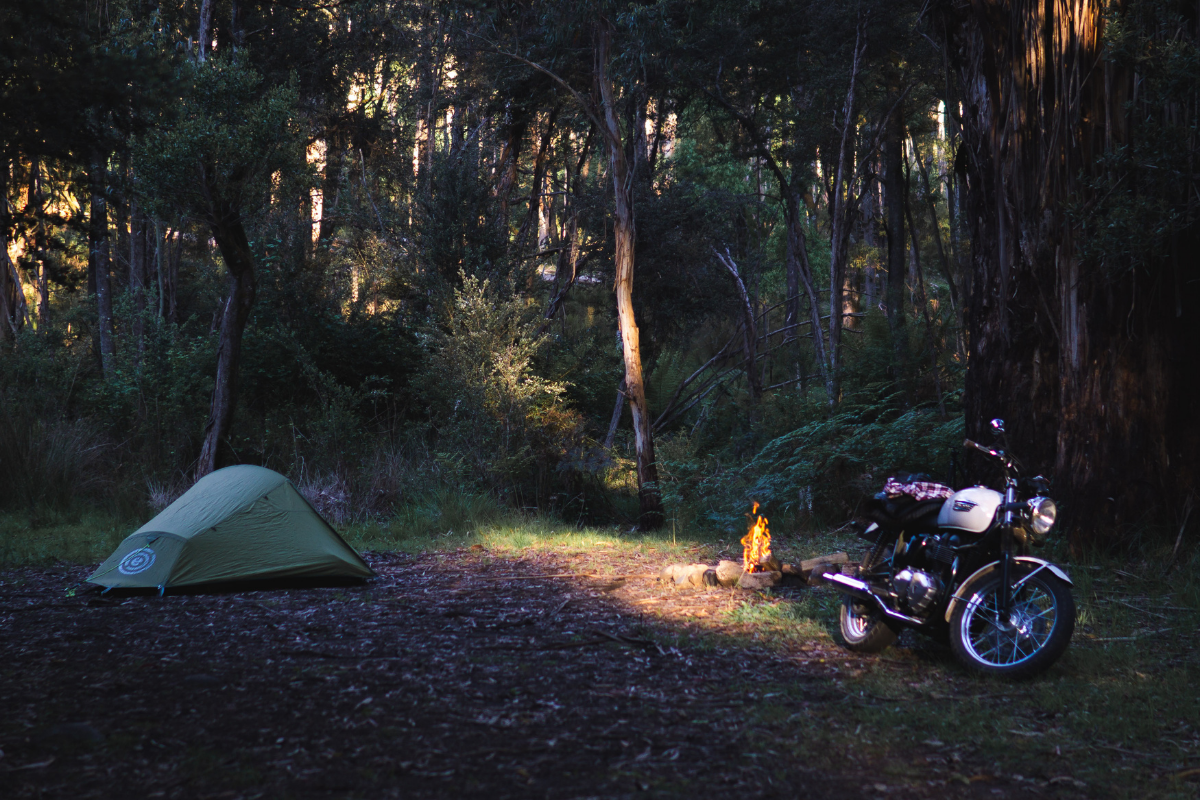 Here are the best tents for motorcycle camping. A motorcycle tent is pretty much like any other tent, with a few special considerations.